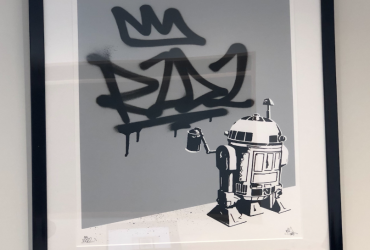ATOMica美術館~『R2-D2』